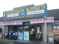 Captain Kidd's Redondo Beach