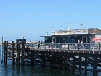 Fishing Redondo Beach